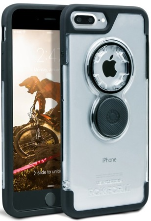 Apple iPhone 7 Plus / 8 Plus Crystal Case Clear
