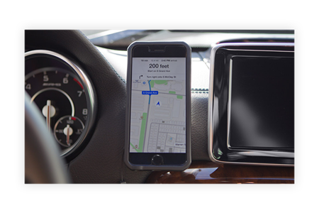 RokLock Car Dash Mount